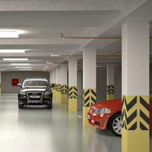 Автостоянки, паркинги Сосновоборска