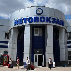Автовокзалы Сосновоборска