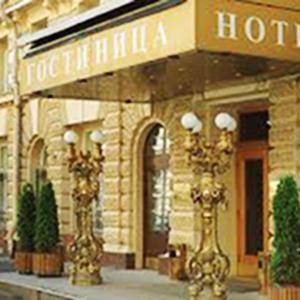 Гостиницы Сосновоборска