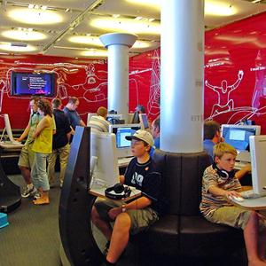 Интернет-кафе Сосновоборска