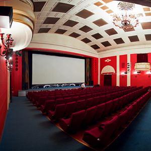 Кинотеатры Сосновоборска