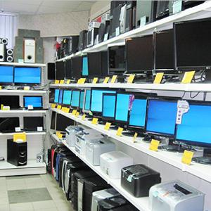 Компьютерные магазины Сосновоборска