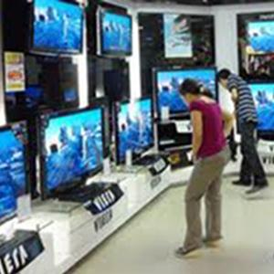Магазины электроники Сосновоборска
