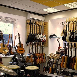 Музыкальные магазины Сосновоборска