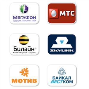 Операторы сотовой связи Сосновоборска