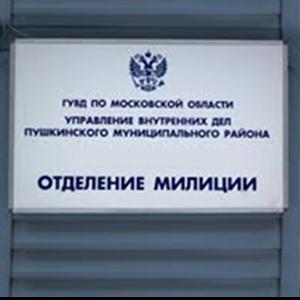 Отделения полиции Сосновоборска