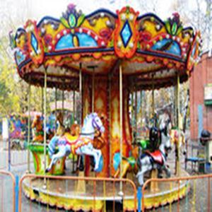 Парки культуры и отдыха Сосновоборска