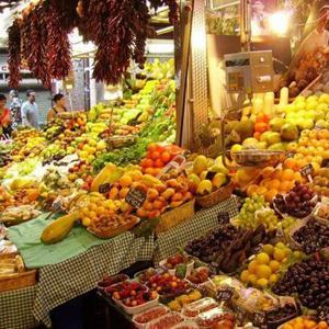 Рынки Сосновоборска