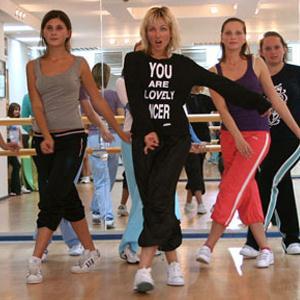 Школы танцев Сосновоборска