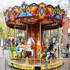 Парки культуры и отдыха в Сосновоборске
