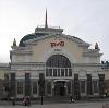 Железнодорожные вокзалы в Сосновоборске