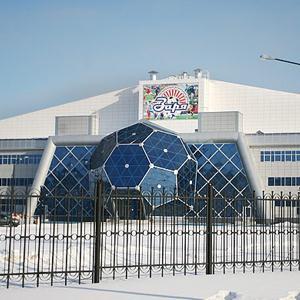 Спортивные комплексы Сосновоборска