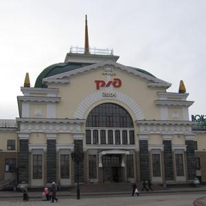 Железнодорожные вокзалы Сосновоборска